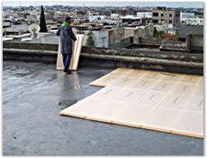 Isolation toiture polystyrène